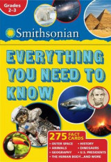 Omslag - Smithsonian Everything You Need to Know: Grades 2-3