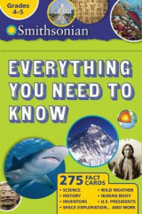Omslag - Smithsonian Everything You Need to Know: Grades 4-5