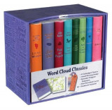 Omslag - Word Cloud Box Set: Lavender