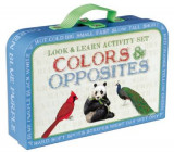 Omslag - Look & Learn Activity Set: Colors & Opposites
