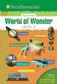 Smithsonian Readers: World of Wonder Level 3 av Brenda Scott-Royce, Courtney Acampora, Emily Rose Oachs og Ruth Strother (Heftet)