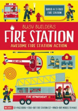 Omslag - Busy Builders: Fire Station