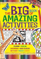 Omslag - The Big Book of Amazing Activities