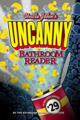 Omslag - Uncle John's Uncanny 29th Bathroom Reader