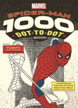 Omslag - Marvel: Spider-Man 1000 Dot-To-Dot Book