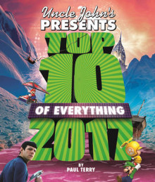 Uncle John's Presents Top 10 of Everything av Paul Terry (Heftet)