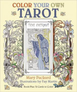 Omslag - Color Your Own Tarot