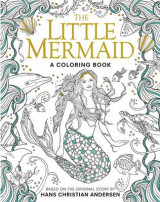 Omslag - The Little Mermaid: A Coloring Book