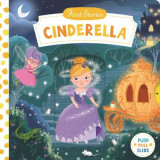 Omslag - First Stories: Cinderella