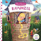 Omslag - First Stories: Rapunzel