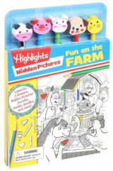 Omslag - Highlights: Hidden Pictures: Fun on the Farm