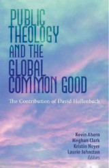 Omslag - Public Theology and the Global Common Good