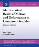 Omslag - Mathematical Basics of Motion and Deformation in Computer Graphics