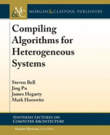 Omslag - Compiling Algorithms for Heterogeneous Systems