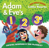 Omslag - Adam and Eve's 1-2-3s