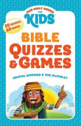 Omslag - Our Daily Bread for Kids: Bible Quizzes & Games