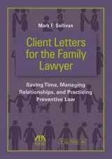 Omslag - Client Letters for the Family Lawyer