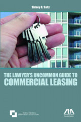 Omslag - The Lawyer's Uncommon Guide to Commercial Leasing