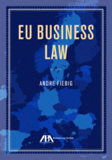 Omslag - EU Business Law