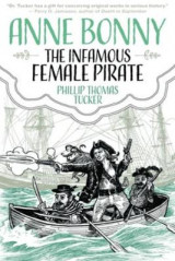 Omslag - Anne Bonny: The Infamous Female Pirate