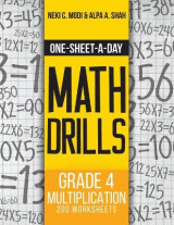 Omslag - One-Sheet-A-Day Math Drills
