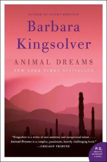 Animal Dreams av Barbara Kingsolver (Innbundet)
