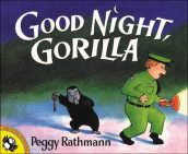 Good Night Gorilla av Peggy Rathmann (Innbundet)