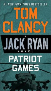 Patriot Games av Tom Clancy (Innbundet)