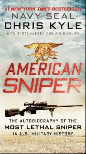 The American Sniper av Jim DeFelice, Chris Kyle og Scott McEwen (Innbundet)