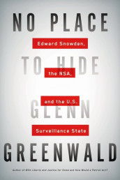No Place to Hide av Glenn Greenwald (Heftet)