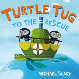 Omslag - Turtle Tug to the Rescue