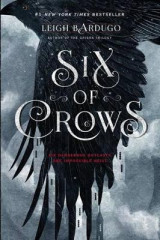 Omslag - Six of Crows