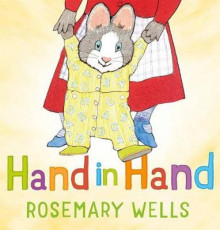 Hand in Hand av Rosemary Wells (Innbundet)