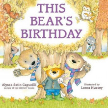 This Bear's Birthday av Alyssa Satin Capucilli (Innbundet)