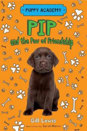 Pip and the Paw of Friendship av Gill Lewis (Innbundet)