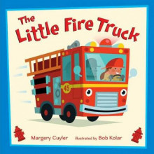 The Little Fire Truck av Margery Cuyler (Innbundet)