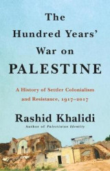 Omslag - The Hundred Years' War on Palestine