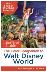 Omslag - The Unofficial Guide: The Color Companion to Walt Disney World