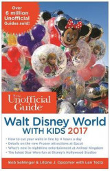 Omslag - The Unofficial Guide to Walt Disney World with Kids 2017 2017