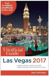 Omslag - The Unofficial Guide to Las Vegas 2017
