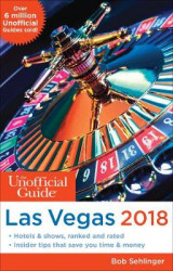 Omslag - The Unofficial Guide to Las Vegas 2018