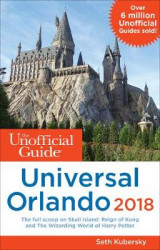 Omslag - The Unofficial Guide to Universal Orlando 2018