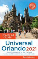 Omslag - The Unofficial Guide to Universal Orlando 2021