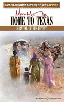 Home to Texas av Max McCoy (Heftet)