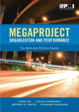 Omslag - Megaproject Organization and Performance