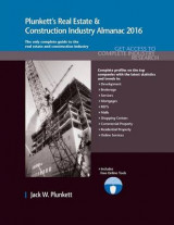 Omslag - Plunkett's Real Estate & Construction Industry Almanac 2016