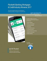 Omslag - Plunkett's Banking, Mortgages & Credit Industry Almanac 2017