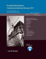 Omslag - Plunkett's Real Estate & Construction Industry Almanac 2017