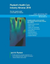 Omslag - Plunkett's Health Care Industry Almanac 2018