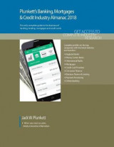 Omslag - Plunkett's Banking, Mortgages & Credit Industry Almanac 2018